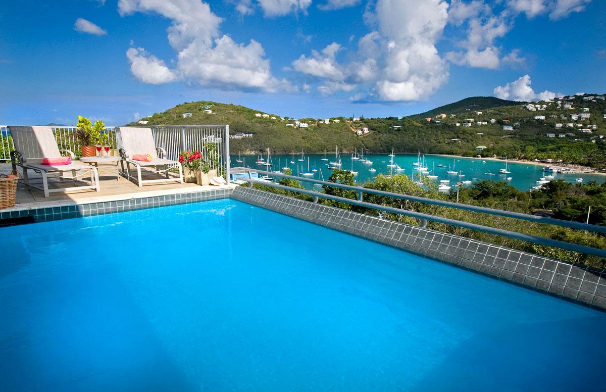 St John Villa Rental Hummingbird S Seacret Vacation Vistas