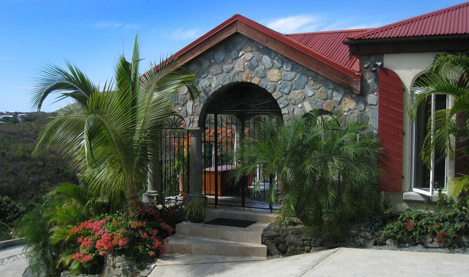 Luxury Villa Rentals St John Usvi