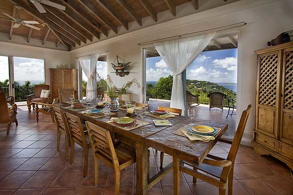 st john vacation rental ristaba villa vacation vistas