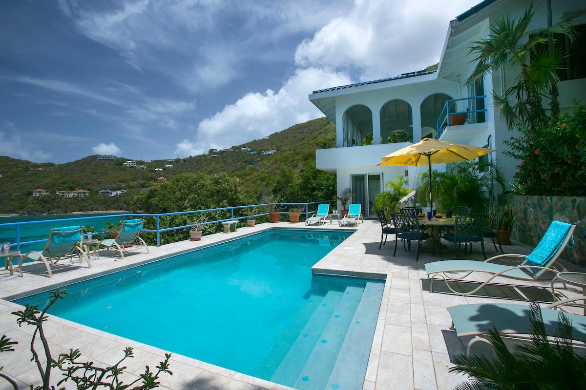 st john vacation rentals - st john villa rentals - vacation vistas