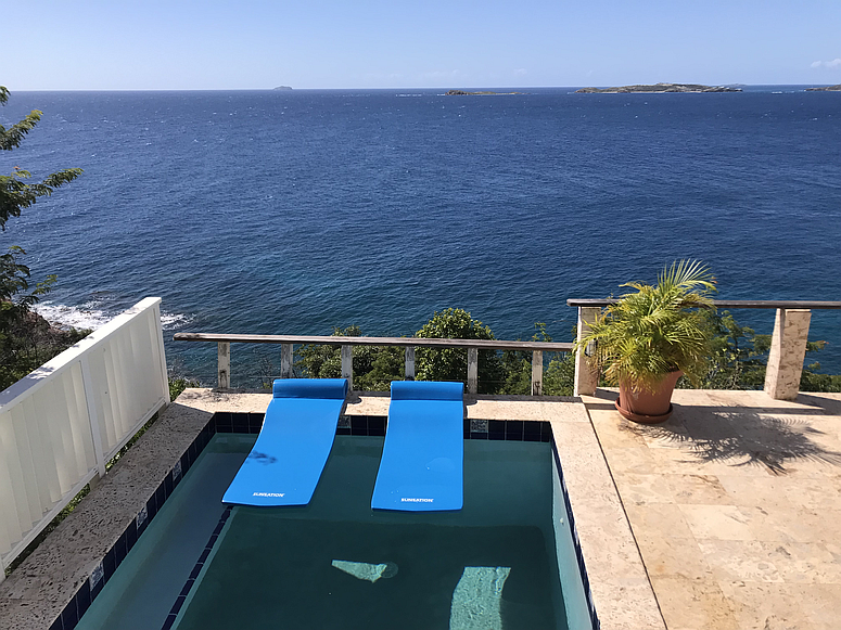 Pool and View