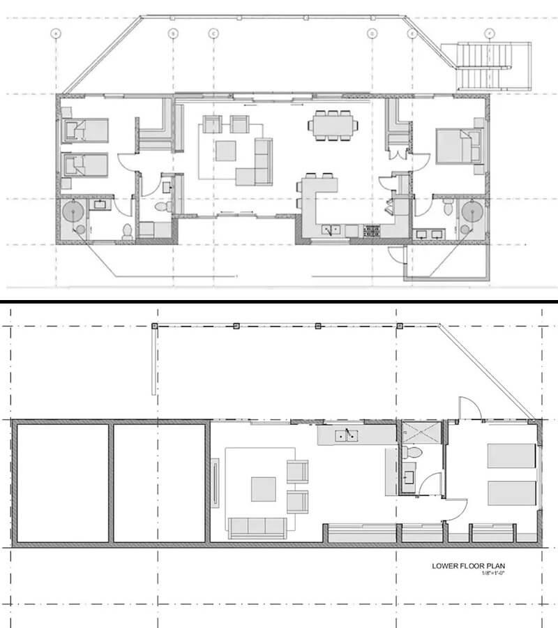 Eureka floor plan